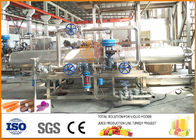 Automatic Fruit and Vegetable Juice Production Line /  Carrot Processing Production Line