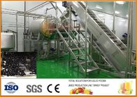 Chine Chaîne de production clés en main de fruits secs de la myrtille SS304 CFM-PB-03-22T usine