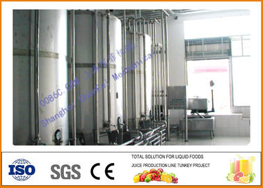 Chine Certification CE/IS9001 de jus de noix de coco d'installation de transformation de lait de noix usine